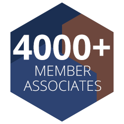 4000+ Member Associates